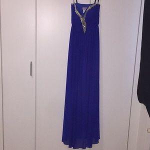 Jovani formal prom dress